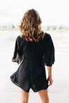 The Little Black Romper