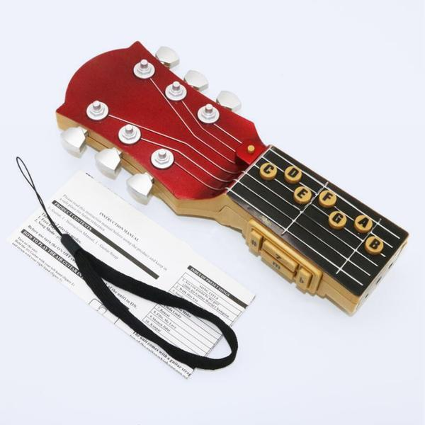 ELECTRONIC PORTABLE TOY GUITAR