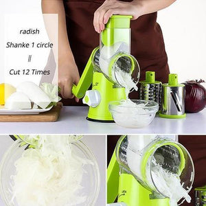 3 in1 Vegetable Cutter