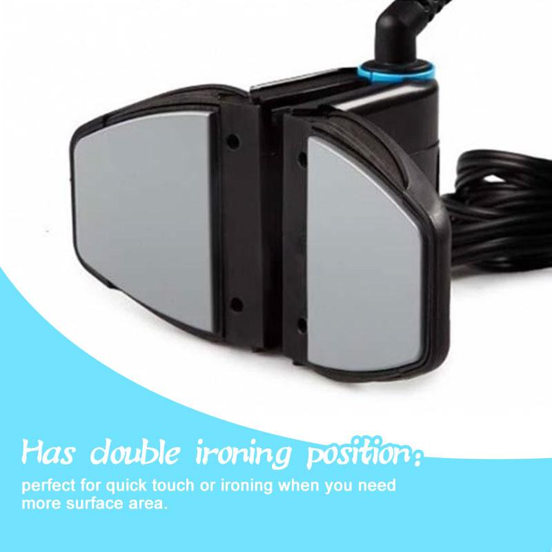 (Free shipping)Folding Portable Iron