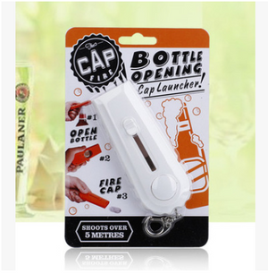 Cap Zappa bar wine driver ejector toy