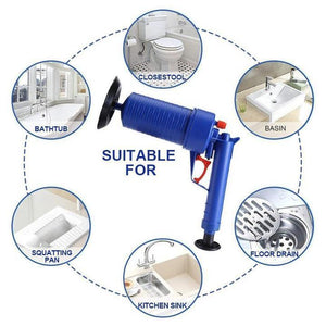 High Pressure Gun Drain Blaster Pipe Dredge Tools