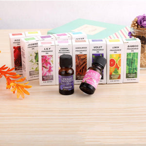 10ml natural water-soluble pure aromatherapy essential oil for plant aromatherapy essential oil
