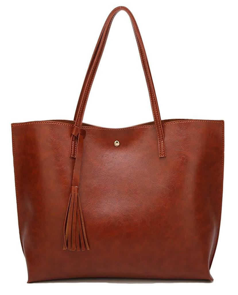 Big Capacity Tassel Handbag