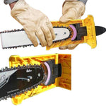 BUY 2 FREE SHIPPING & 60% OFF - Chainsaw Teeth Sharpener