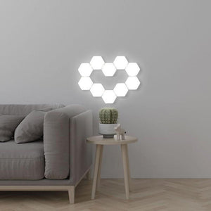 LED-quantum lamp
