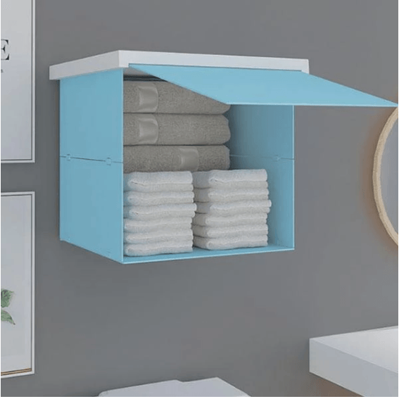 Foldable Mural Storage Box