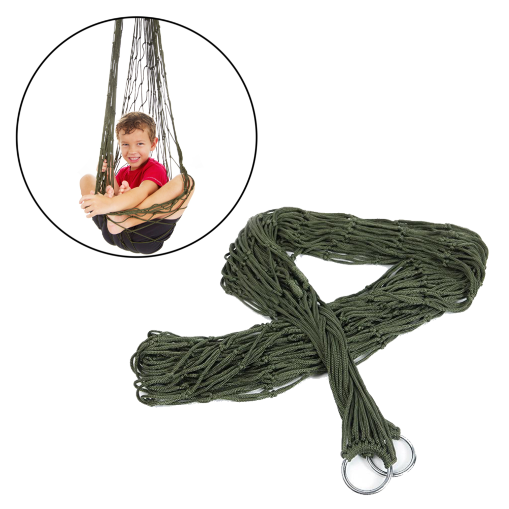 MESH SENSORY SWING-PERFECT FOR ALL AGES