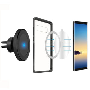 Wireless Charging Magnet Mount (60% Off)