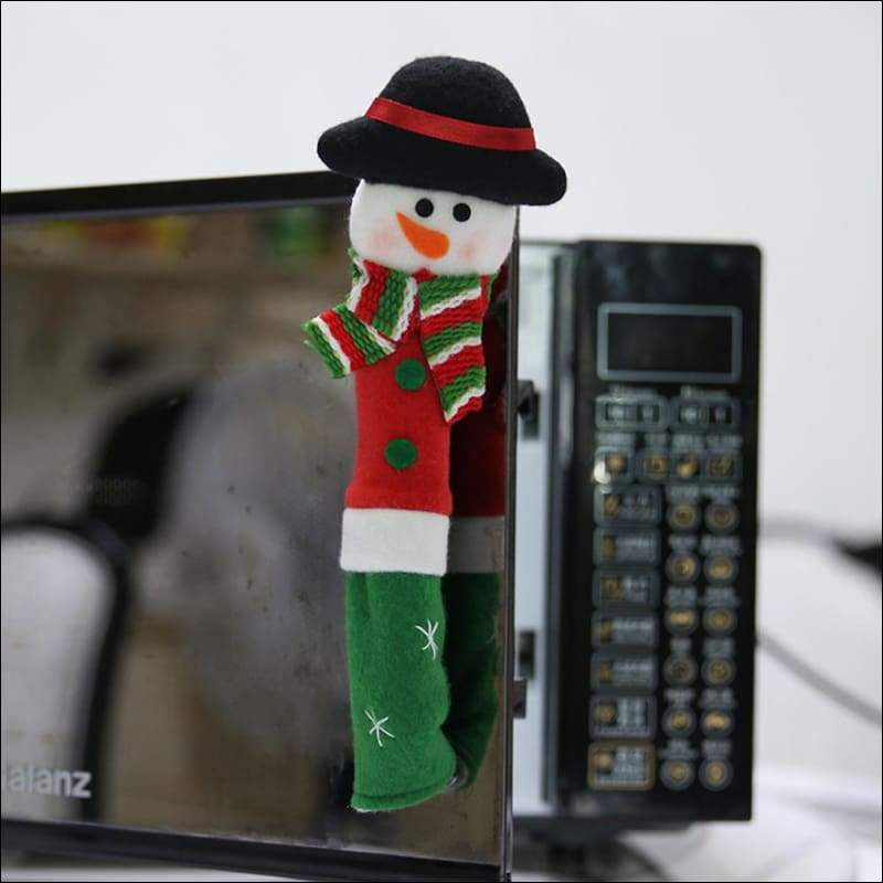 Snowman Covers For Fridge Just For You - Pendant & Drop Ornaments