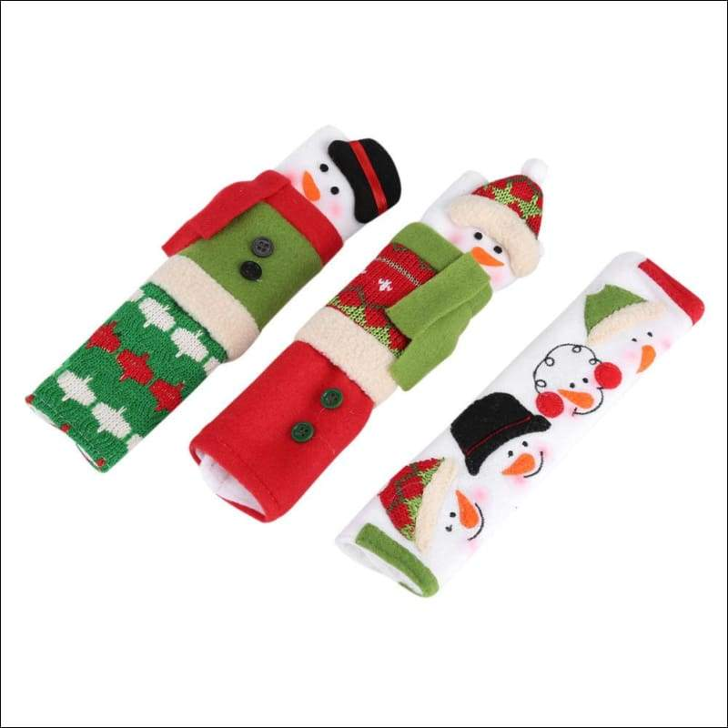 Snowman Covers For Fridge Just For You - For Refrigerator - Pendant & Drop Ornaments