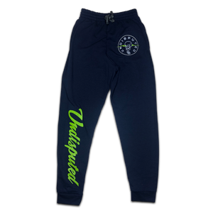 GAME DAY Navy Sweatpants