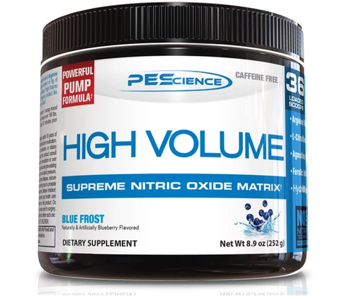 PEScience High Volume Caffeine Free Pre-Workout