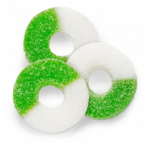 Green Therapy Gummies 500mg