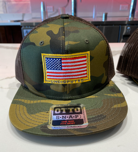 Undisputed Stars and Stripes Otto Snapback