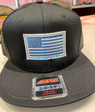 Load image into Gallery viewer, Undisputed Stars and Stripes Otto Snapback