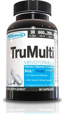 PEScience TruMulti Men's Vitamins