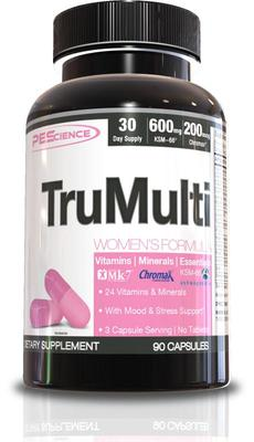 PEScience TruMulti Women's Vitamins