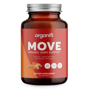 Organic joint support