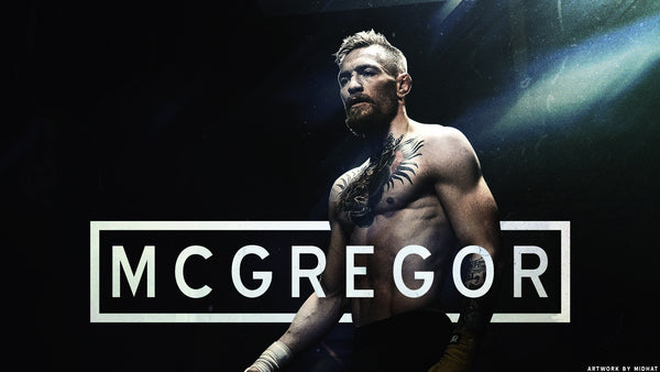 McGregor Get Ripped 5 Day Plan Lunch & Dinner with Extra Carbs