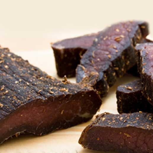 Irish Biltong 1kg Pack (69% Protein)