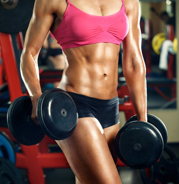 Women's Muscle Gain 5 Day Plan Breakfast, Lunch & Dinner with Extras