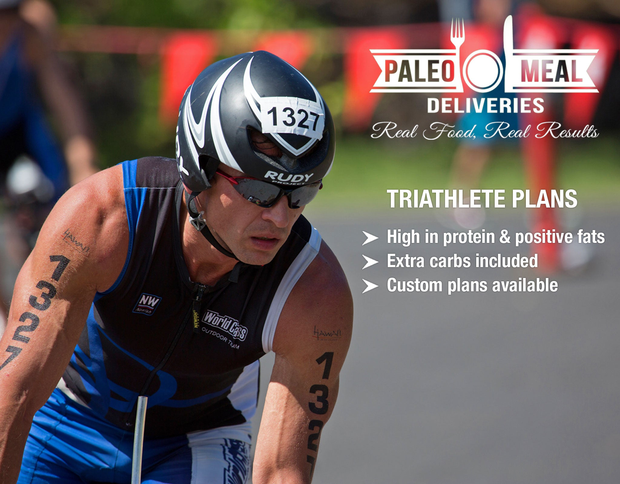 Triathlon ireland meal plans