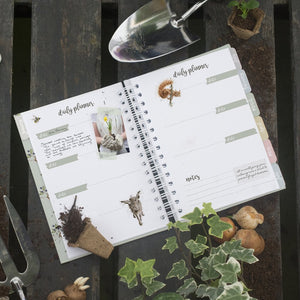 Gardening Journal - The Cottage Gardener