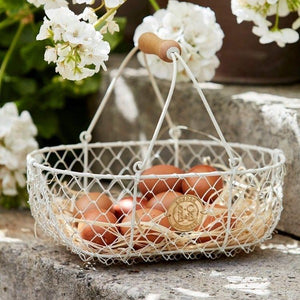 Sophie Conran Harvesting Basket (Small) - The Cottage Gardener