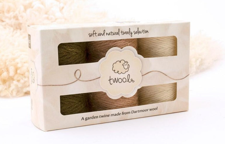 Gardeners Twine 'Au Naturel' Gift Box