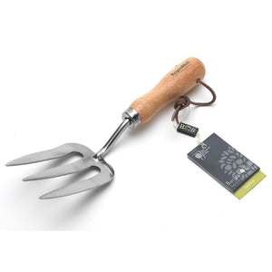 Burgon & Ball Hand Fork - RHS Endorsed - The Cottage Gardener