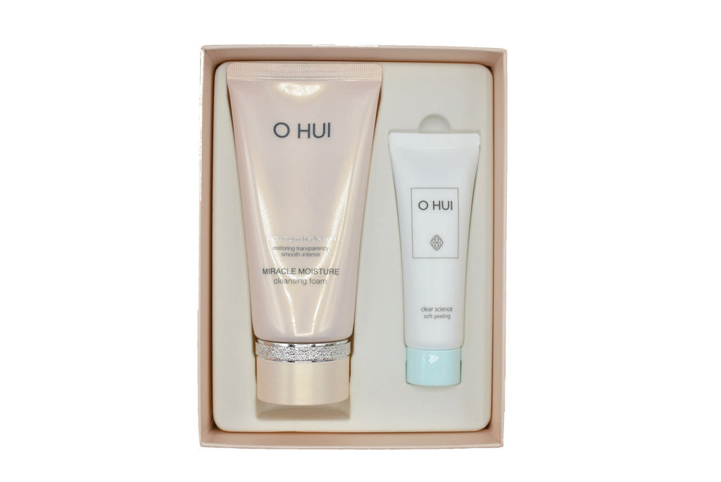 Miracle Moisture Cleansing Foam Set - Blooming Cosmetics