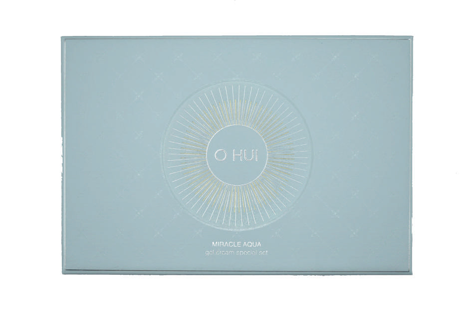 Miracle Aqua Gel Cream Special Gift Set - Blooming Cosmetics