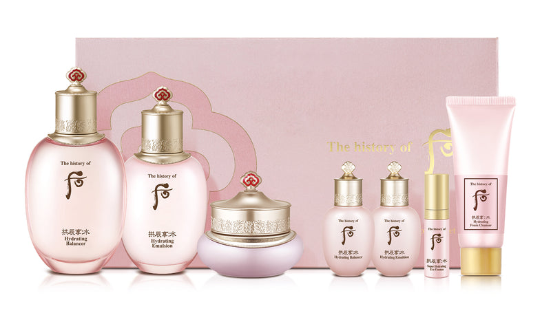 Soo Yeon 3 Piece Hydrating Set - Blooming Cosmetics