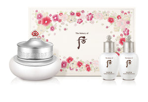 Gongjinhyang: Seol Radiant White Ultimate Corrector Set - Blooming Cosmetics