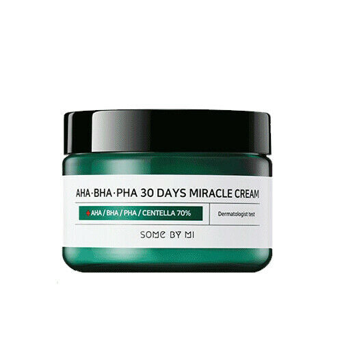 AHA BHA PHA 30 Days Miracle Cream - Blooming Cosmetics
