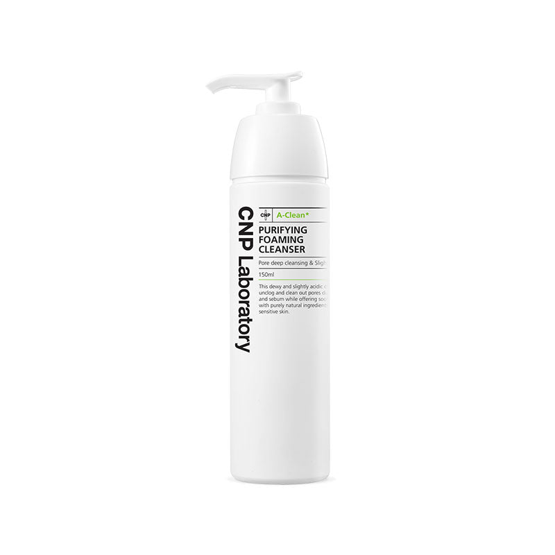 A-CLEAN Purifying Foaming Cleanser - Blooming Cosmetics
