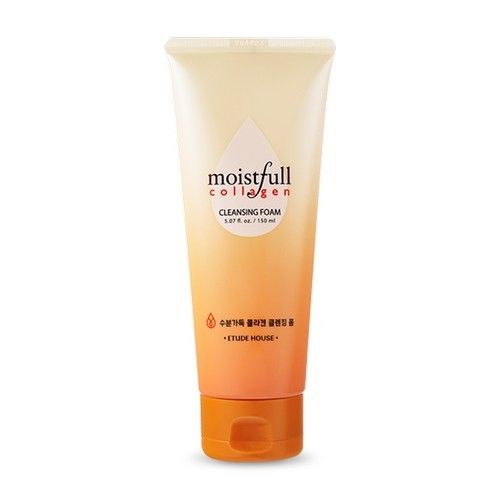 Moistfull Collagen Cleansing Foam - Blooming Cosmetics