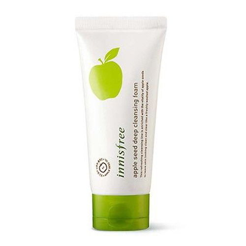 Apple Seed Deep Cleansing Foam - Blooming Cosmetics
