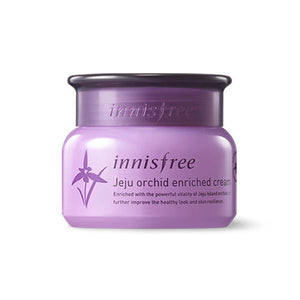Jeju Orchid Enriched Cream - Blooming Cosmetics