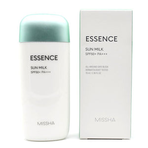 All Around Safe Block Essence Sun Milk SPF 50+ / PA+++ - Blooming Cosmetics