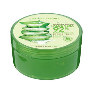 Soothing & Moisture Aloe Vera 92% Soothing Gel - Blooming Cosmetics