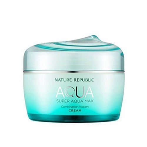 Super Aqua Max Combination Watery Cream - Blooming Cosmetics