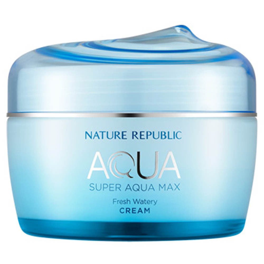 Super Aqua Max Fresh Watery Cream - Blooming Cosmetics