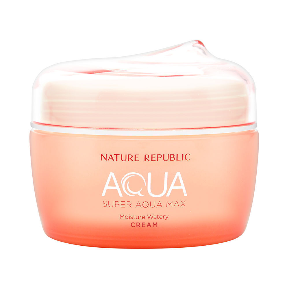 Super Aqua Max Moisture Watery Cream - Blooming Cosmetics