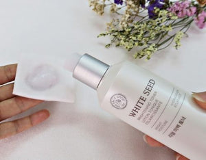 White Seed Brightening Toner - Blooming Cosmetics