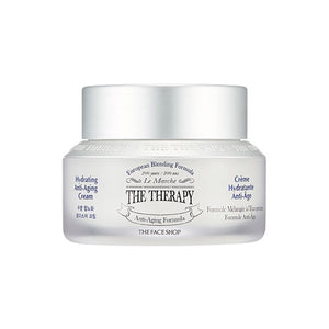The Therapy Hydrating Anti Aging Cream - Blooming Cosmetics