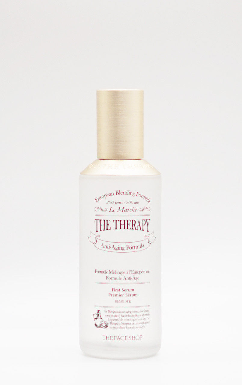 The Therapy First  Serum - Blooming Cosmetics