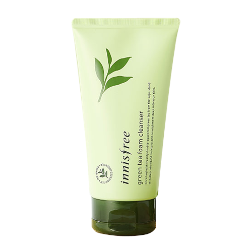 Green Tea Foam Cleanser - Blooming Cosmetics