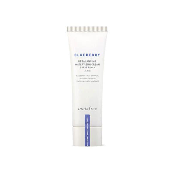 Blueberry Rebalancing Watery Suncream SPF45 / PA+++